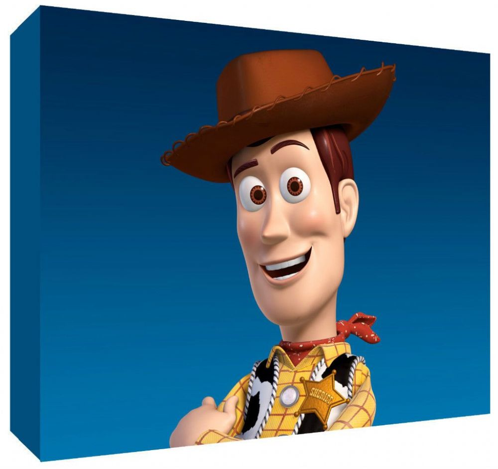 Disney Cars Wallpaper Border Uk Woody Toy Story Canvas Art Choose Your Size Ready To